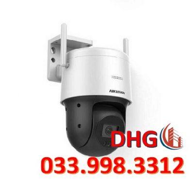 Camera ip wifi DS-2DE2C400IW-DE/w 4MP PTZ hikvision xoay 360