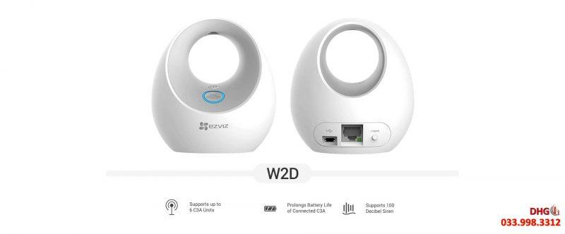 Camera wifi không dây CS-C3A Ezviz