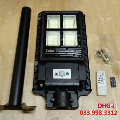 đèn đường năng lượng mặt trời 60w-jd9960
